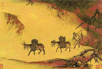 古人用诗画温暖寒冬报春来 - 高,实在是高 - 高永平:从教语文到研究教语文